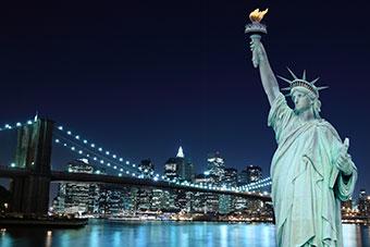 viaggio di nozze new york crociera caraibi forcina miniatura